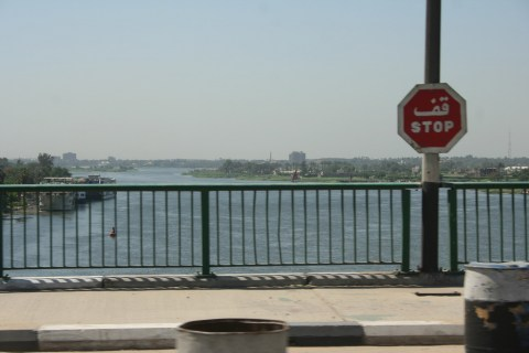 Kairo - Nilbrücke