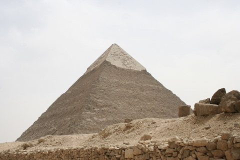 Ägypten - Chephren Pyramide