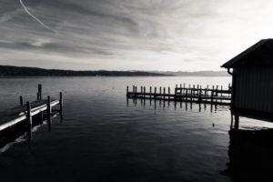 Starnberger See im Dezember 10