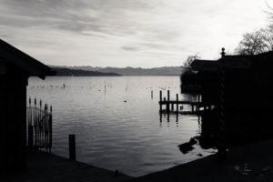 Starnberger See im Dezember 9