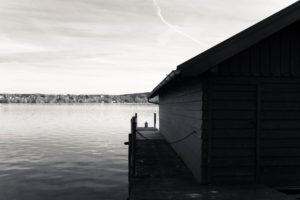Starnberger See im Dezember 8